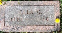 Ella G. <i>Tague</i> Daniel
