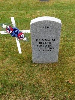 Donna Mae <i>Billmeyer</i> Block