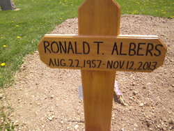 Ronald T Ron Albers