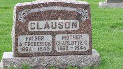 Charlotte C. <i>Oberg</i> Clauson