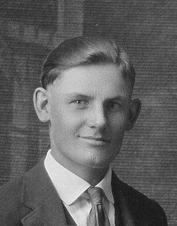 Rev Earl Harrison King