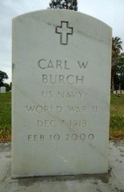 Carl William Burch