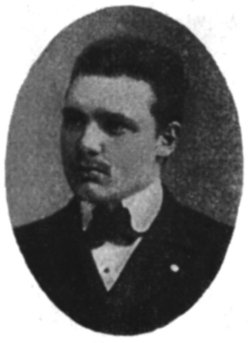 Mauritz Nils Martin Adahl