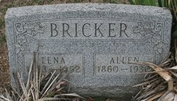 Lena <i>Billman</i> Bricker