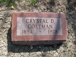 Crystal D Coltman
