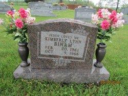 Kimberley Lynn Binam