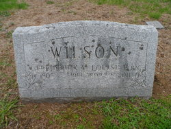 Frederick A. Wilson