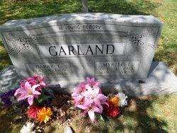 Myrtle L. <i>Grindstaff</i> Garland