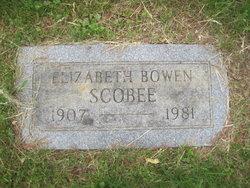 Betty <i>Bowen</i> Scobee