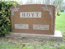 Kathryn G Hoyt