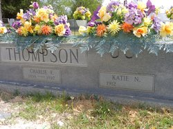 Charles Franklin Charlie Thompson