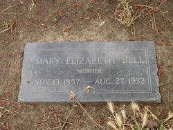 Mary Elizabeth Lizzie <i>Spencer</i> Bell