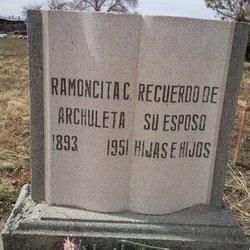 Ramoncita <i>Cordova</i> Archuleta