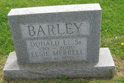 Donald L. Barley, Sr