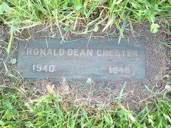 Ronald Dean Chester