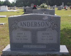 Bennie F. Anderson, Sr