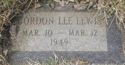 Gordon Lee Lewis