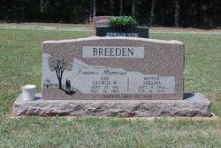 George W. Breeden