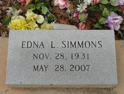 Edna L. Simmons