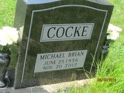Michael Brian Mike Cocke