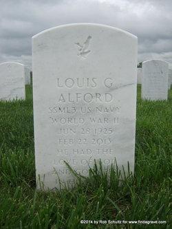 Louis G Alford