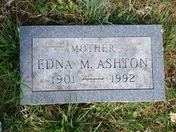 Edna May <i>Haslup</i> Ashton