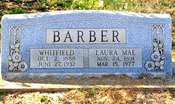 Laura Mae <i>Edgar</i> Barber