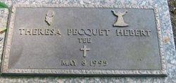 Theresa Tee <i>Pecquet</i> Hebert