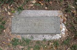 Beulah B. Robbins