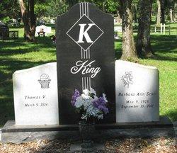 Thomas V. King