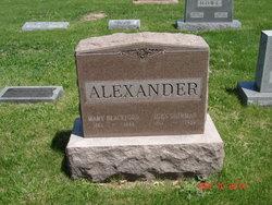 Jonn Sherman Alexander