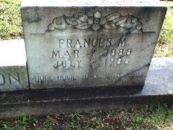 Frances Amanda <i>McBurnett</i> Johnson