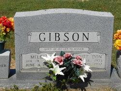 Britt Donald Don Gibson