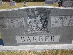 Alma Bruce <i>Tillman</i> Barber