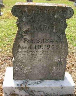 Jesse William Harrell