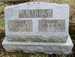 Edith R. <i>Hunt</i> Ames