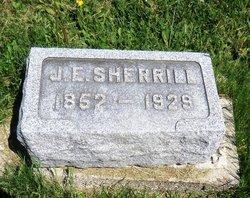 Rev Joseph Elijah Sherrill