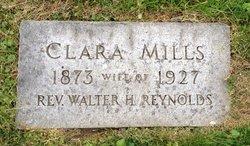 Clara <i>Mills</i> Reynolds