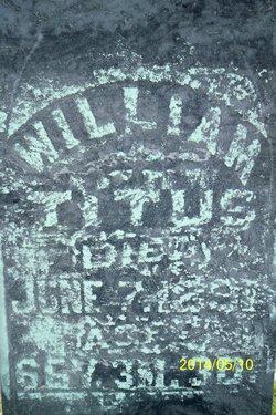 William Titus