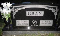 Cecil Ray Gray