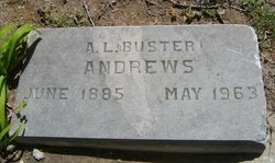 Alvin Lewis Buster Andrews