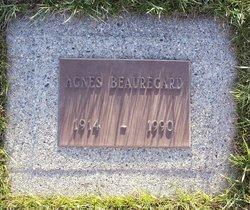 Agnes M Beauregard