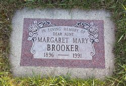 Margaret Mary Brooker
