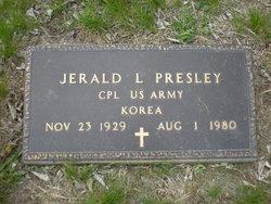 Jerald L. Presley