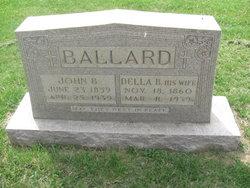 Cordelia Isabel Della <i>Powers</i> Ballard