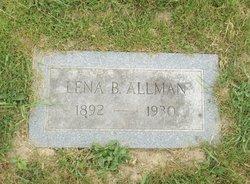 Lena M. <i>Brane</i> Allman