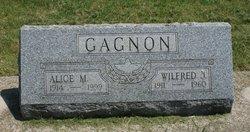 Alice <i>Murphy</i> Gagnon