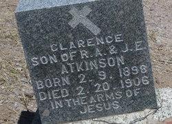 Clarence Atkinson