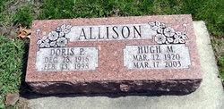 Doris P. <i>Melvin</i> Allison