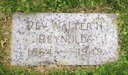 Rev Walter H Reynolds
